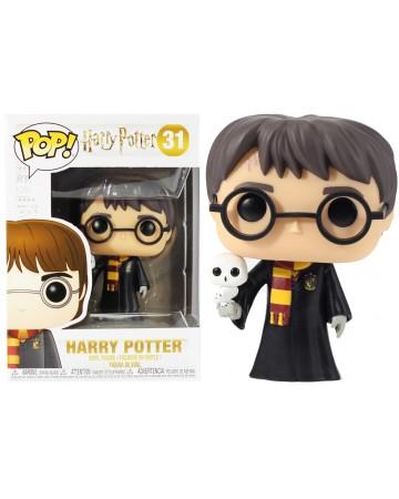 Harry Potter - Pop! - Harry w/Hedwig (Exclusive)