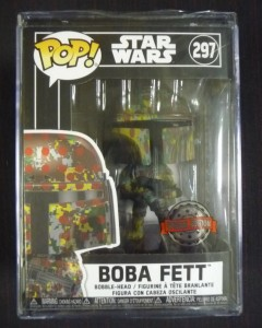 Star Wars - Pop! - Boba Fett Futura n°297 exclusive