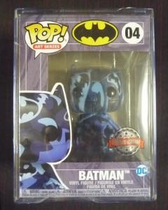 DC Comics - Pop! Art Series - Batman Artist n°04