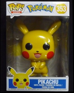 Pokemon - Pop! - Pikachu 25 cm (10 inch) n°353