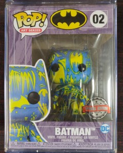 DC Comics - Pop! Art Series - Batman Artist n°02
