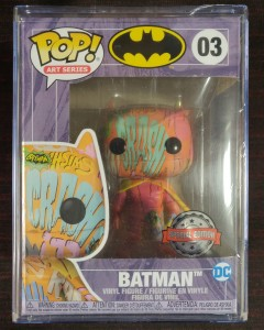DC Comics - Pop! Art Series - Batman Artist n°03