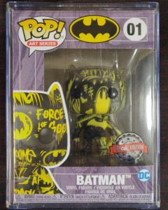 DC Comics - Pop! Art Series - Batman Artist n°01