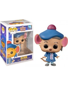 Disney - Pop! - Basil The Great Mouse Detective : Olivia n°775