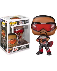 Marvel Studios : The Falcon and The Winter Soldier - Pop! - Falcon n°700