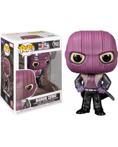 Marvel Studios : The Falcon and The Winter Soldier - Pop! - Baron Zemo n°702