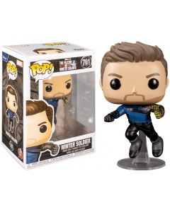 Marvel Studios : The Falcon and The Winter Soldier - Pop! - Winter Soldier n°701