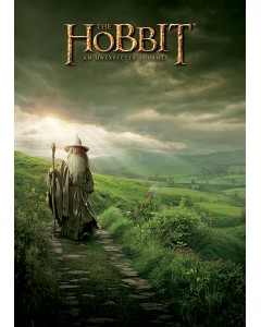 The Hobbit - Carte postale Gandalf
