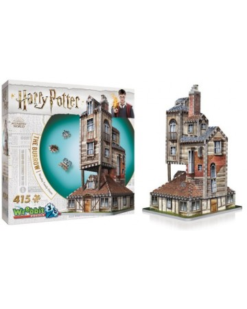 Harry Potter - Puzzle 3D Le Terrier (Weasley The Burrow)