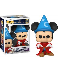 Disney - Pop! - Fantasia 80th anniversary : Sorcerer Mickey n°990