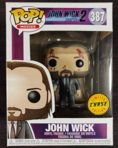 John Wick - Pop! - John Wick n°387 CHASE