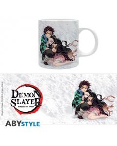 Demon Slayer (Kimetsu no Yaiba) - Mug 320 ml Tanjiro & Nezuko