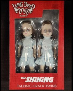 Living Dead Dolls - Grady Twins (The Shining)