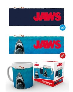 Jaws (Les Dents de la Mer) - Mug thermo-réactif