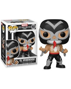 Marvel - Pop! Lucha Libre - Venom El Venenoide n°707