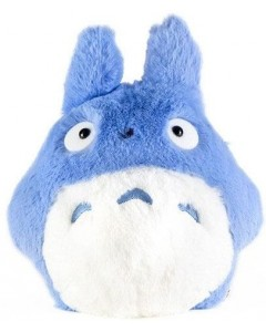 Mon voisin Totoro - peluche Nakayoshi Totoro Bleu 18 cm