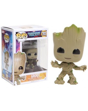 Guardians of the Galaxy 2 - Pop! - Groot