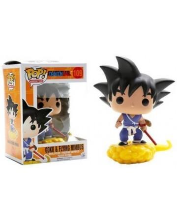 Dragon Ball - Pop! Animation - Goku & Nimbus