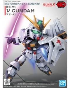Gundam - SD EX-Standard RX-93 Nu Gundam
