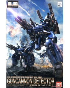 Gundam - RE/100 Guncannon Detector