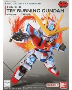 Gundam - SD EX-Standard Try Burning Gundam
