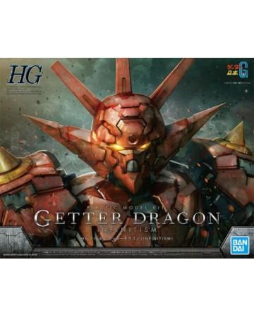 Getter Robo - HG 1/144 Getter Dragon Infinitism Ver.