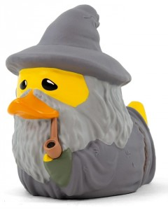 Lord of the Rings - Canard de bain Tubbz : Gandalf