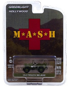 MASH - 1/64 1942 Willys MB Jeep