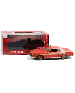 Starsky & Hutch - 1/24 1976 Ford Gran Torino Weathered Version