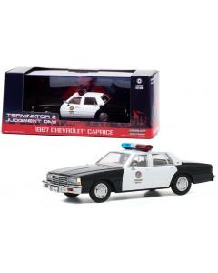 Terminator 2 - 1/43 1987 Chevrolet Caprice Metropolitan Police