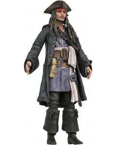 Pirates of the Carribbean - Figurine Select Jack Sparrow 18 cm