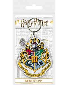 Harry Potter - Porte-clé PVC Hogwarts