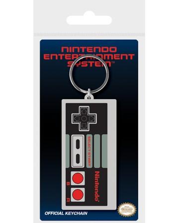 Nintendo - porte-clé PVC Manette NES