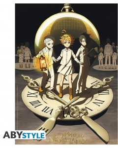The Promised Neverland - Poster Groupe 52 x 38 cm