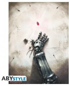 Fullmetal Alchemist - Poster Pierre Philosophale 52 x 38 cm