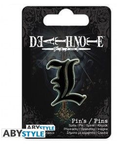 Death Note - Pins L