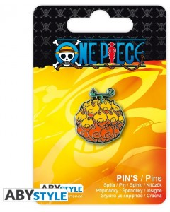 One Piece - Pins Pyrofruit