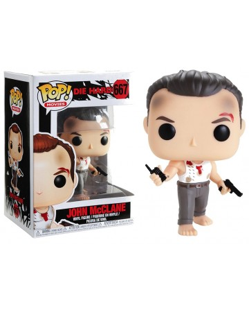 Die Hard - Pop! - John McClane