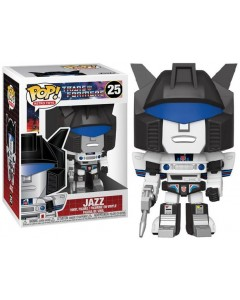 Transformers - Retro Toys - Pop! - Jazz n°25