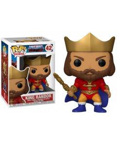 Masters of the Universe - Pop! MOTU - King Randor n°42