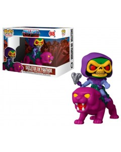 Masters of the Universe - Pop! Rides MOTU - Skeletor on Panthor n°98