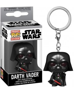Star Wars - Pop! Pocket - porte-clé Darth Vader