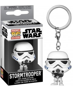 Star Wars - Pop! Pocket - porte-clé Stormtrooper