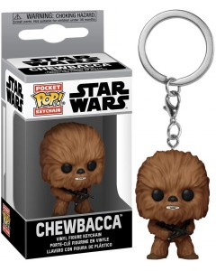 Star Wars - Pop! Pocket - porte-clé Chewbacca