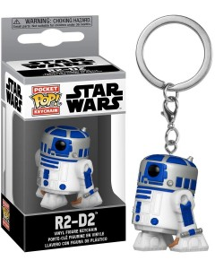 Star Wars - Pop! Pocket - porte-clé R2-D2