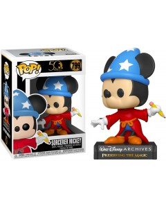 Disney Pop! - Archives - Sorcerer Mickey Mouse n°799