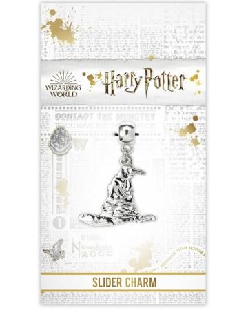 Harry Potter - Breloque plaqué argent Choixpeau