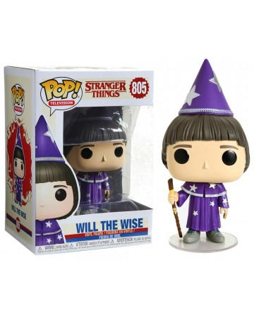 Stranger Things - Pop! - Will the Wise