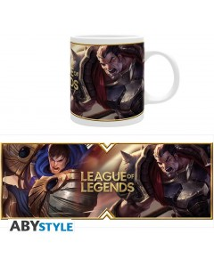 League of Legends - Mug 320 ml Garen vs Darius