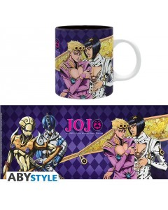 Jojo's Bizarre Adventure - Mug 320 ml Giorno & Bruno
